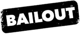Bailout Business Logo